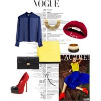 Nasıl Giysem?: Color-blocking