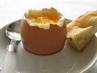 Kendisi Küçük Şifası Büyük: Yumurta