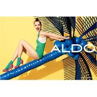 Aldo Ayakkabıları İlkbahar 2012 Kampanyası