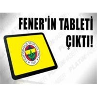 Fenerbahçe'nin Lisanslı Tabletleri Satışa Çıktı!