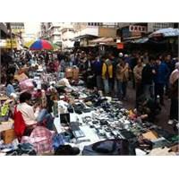 Hong Kong'da İkinci El Elektronik Eşya Pazarı