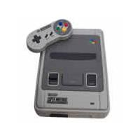 Süper Nintendo Konsolu