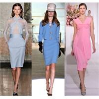 2012 Sonbahar Kış Moda Trendleri: Pasteller