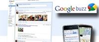 Facebook`un Rakibi Google Buzz`a Büyük İlgi