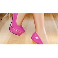 Metal Topuklu Ayakkabı Modelleri