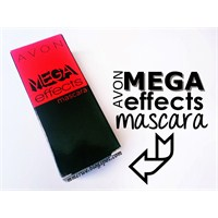 Ürün İncelemesi : Avon Mega Effects Mascara