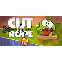Cut The Rope (Full) Android'in Eğlenceli Oyunu