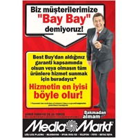 Media Markt'tan Best Buy'a Bay Bay…