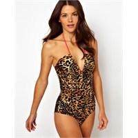 Plaj Modasında Bugün : Leopar Desenli Bikiniler