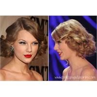 Taylor Swift Ve Saçları
