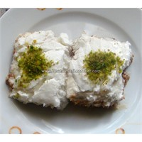 İncirli Pasta - Unutulmaz Lezzetler'den