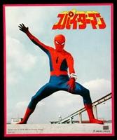 Asyadan Gelen Örümcek Adam