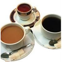 Asıl Kafein Kaynağınız Çay Kahve