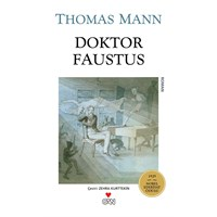 Doktor Faustus/ Thomas Mann (Yeni Baskı)