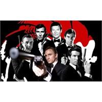 Süper Kahramanlara 007 Ayarı