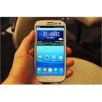 Galaxy S3 - Note 2 Ve Android 4.2 Li Müjde Üzerine