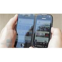İphone 4 Ve Nokia 701 Ekran Karşılaştırması