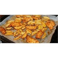Patatesli Çıtır Tavuk