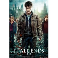 Harry Potter İlk Gününde 43.6 Milyon $ Hasılat Eld