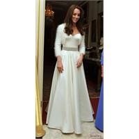 Kate Middleton'un Düğün Yemeği