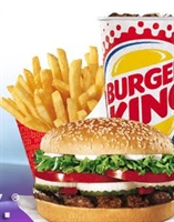 Fast-food ların Kalori Miktarla