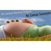 İlk Doğumunu Sezaryenle Yapan Bir Anne Normal Doğu