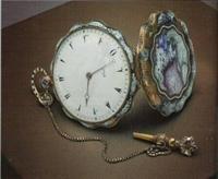 Topkapı Sarayı nda Sergilenen Bazı Antika Saatler