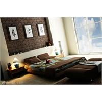 Yepyeni Yatak Odası Dekorasyon Fikirleri