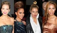 2010 Ünlülerin Saç Modelleri