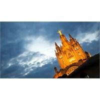 New York City Ve Barselona Time-lapse Çekimleri
