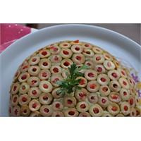 Zeytinli Patates Pasta