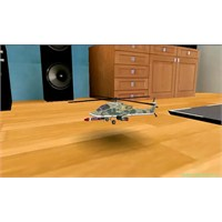 Helidroid 3d, Android Helikopter Oyunu