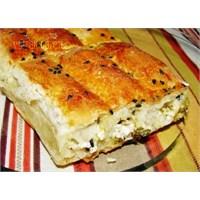 Peynirli- Mayalı Börek