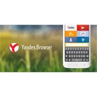 Yandex.Browser'ın Mobil Sürümü Yayınlandı