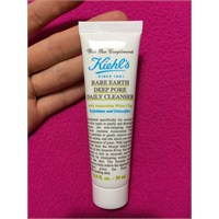 Kiehl's Rare Earth Deep Pore Daily Cleanser !!