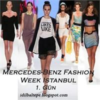 Mercedes-benz Fashion Week İstanbul - 1. Gün