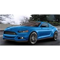Geleceğin Arabaları: 2015 Ford Mustang