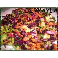 Enfes Kış Salatası