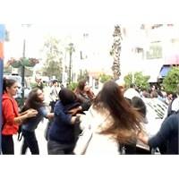 Antalya'da 200 Lise Öğrencisinin Kavgası