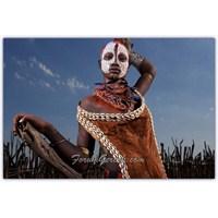 Omo Vadisi'nde Enteresan Kültürel Çeşitlilik