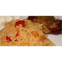 Fazlıkızı Sebzeli Pirinç Pilavı