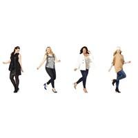 Uzun Boylu Kilolu Olanlara Moda Tavsiyeleri