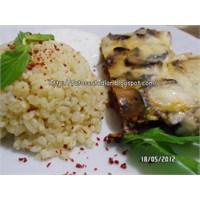 Beşamel Ve Domates Soslu Patlıcan