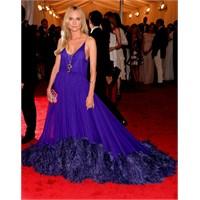 Diane Kruger Met Galasında Jaeger- Lecoultre Vinta