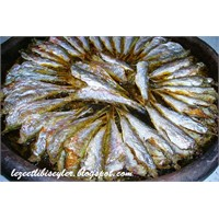 Güveçte Tekir ( Barbun ) Balığı
