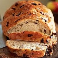 Ebru Şallı Zeytinli Ekmek