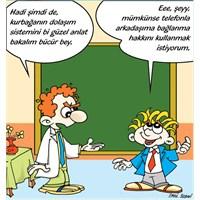Öğretmenler Günü Karikatürleri