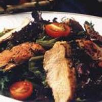 Kekikli Tavuk Salatası !