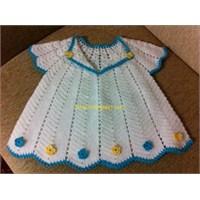 Kiz Bebek Elbisesi Ve Yapılışı