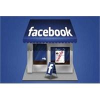 Facebook'un E-ticaret Hamlesi